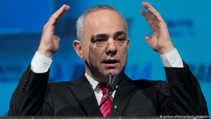 "Israeli minister tells the EU to go ""to the thousand hells"""
