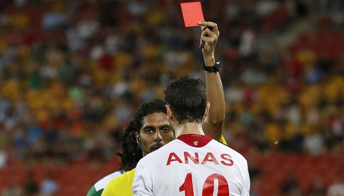 Referee Fahad Al Mirdasi banned and eliminated from World Cup by KSA football authorities over match-fixing attempt