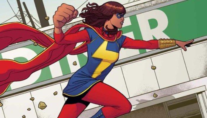 Marvel to introduce Muslim teenage superhero Miss Marvel to MCU