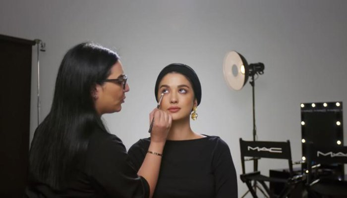 "MAC Cosmetics mocked for posting a tutorial video on a ""glamorous Suhoor look"""