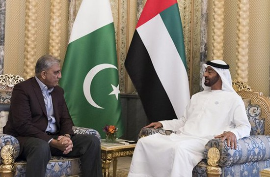 COAS Gen Bajwa, Abu Dhabi Crown Prince discuss bilateral defence cooperation