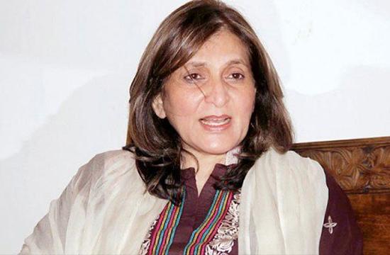 Fauzia Kasuri announces quitting PTI