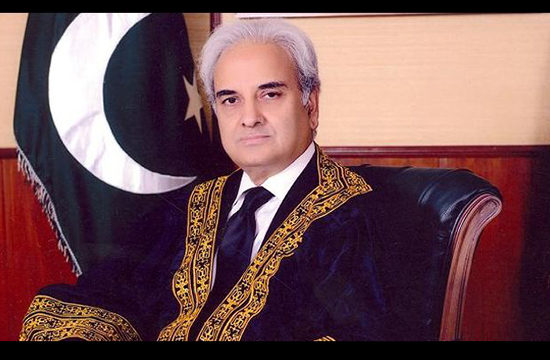 Former chief justice Nasirul Mulk named caretaker PM