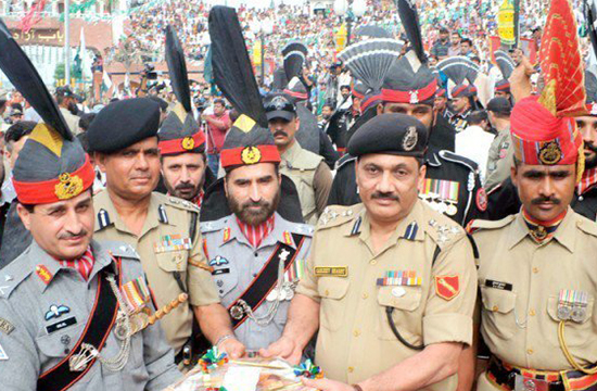 Pakistan's military seeks rapprochement with India, says report