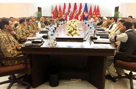Army chief arrives in Quetta to address Hazara community grievances