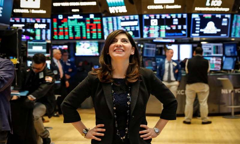 Woman to lead NYSE after a span of 226 years