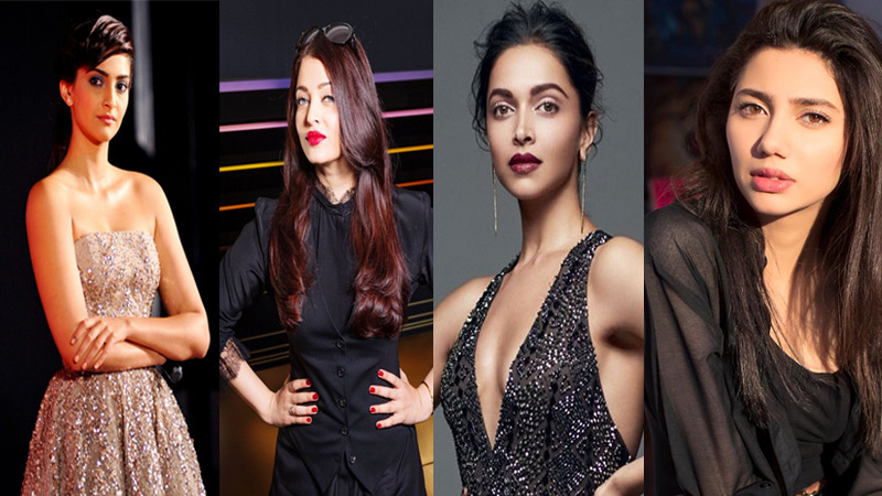 The Indo-Pak 'Haseenas' at Cannes