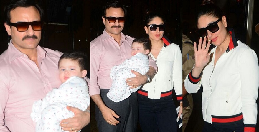 Kareena advocates it takes two to share a kid's responsibility