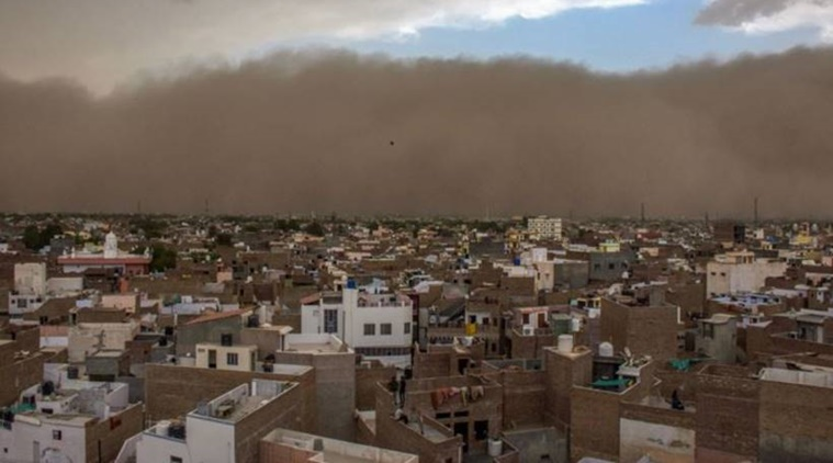 Dust Storm kills at least 72 people in India; Uttar Pradesh, Rajasthan badly affected