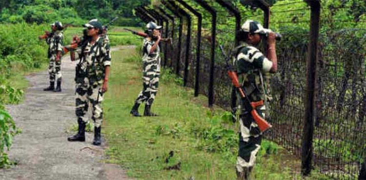 Two Indian border guards killed in bomb blast