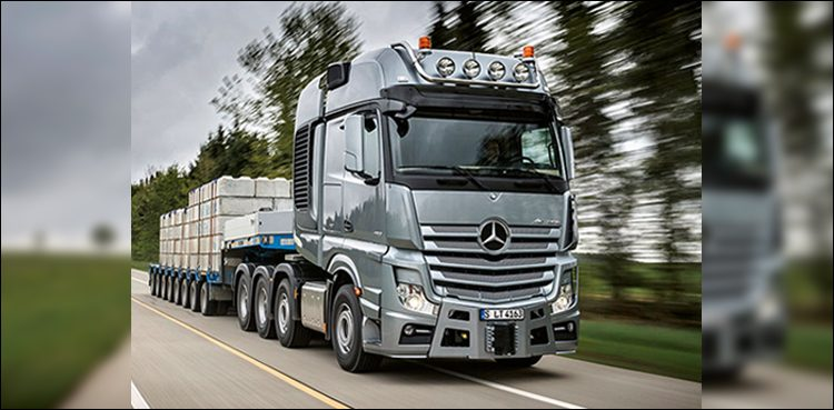 Mercedes Benz manufacturing units for trucks to set up in Pakistan