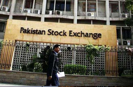 PSX dives down by over 1000 points due to political unrest