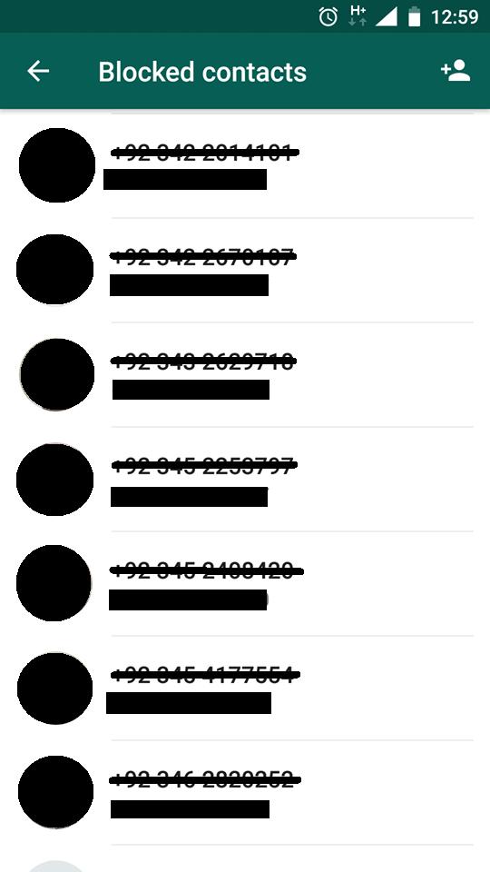 WhatsAppBlockedContacts