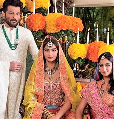 Insights of Sonam Kapoor's much awaited wedding grandeur
