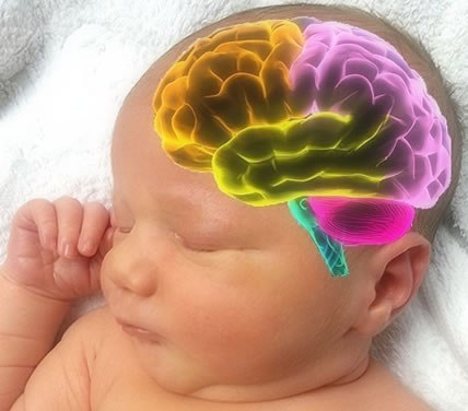 7 tips to stimulate a baby's brain development
