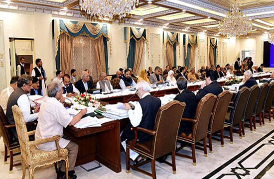 Federal Cabinet approves on internal affairs