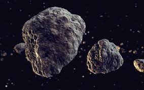 Formulation of large asteroid ejected from the Solar System