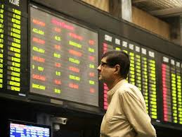 KSE-100 index loses 292 points amid dull and depressed trading