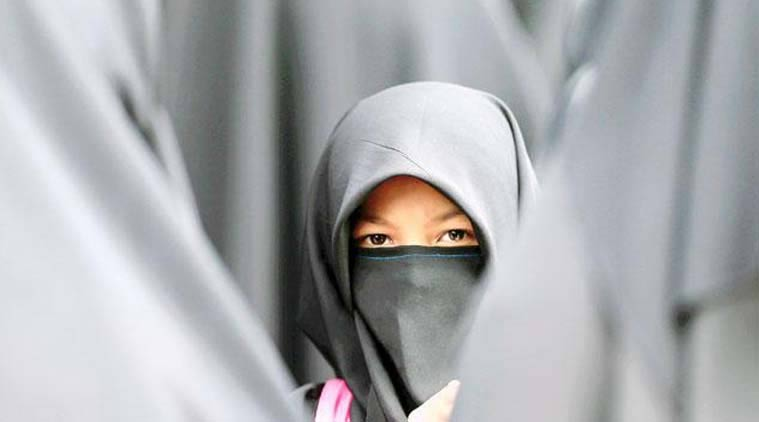 Indian College bars girl with hijab, she moves HC