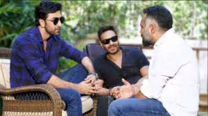 Ranbir Kapoor and Ajay Devgan to shares screens for an upcoming release