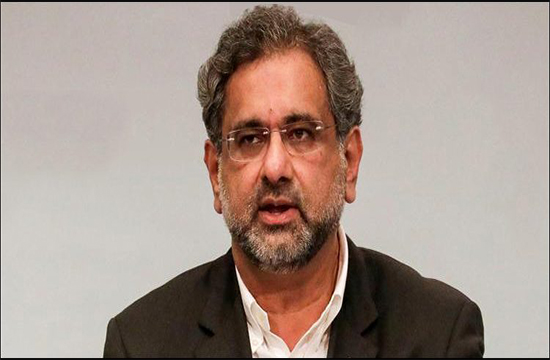 Shahid Khaqan urges government and opposition to reach mutual consensus over a caretaker setup