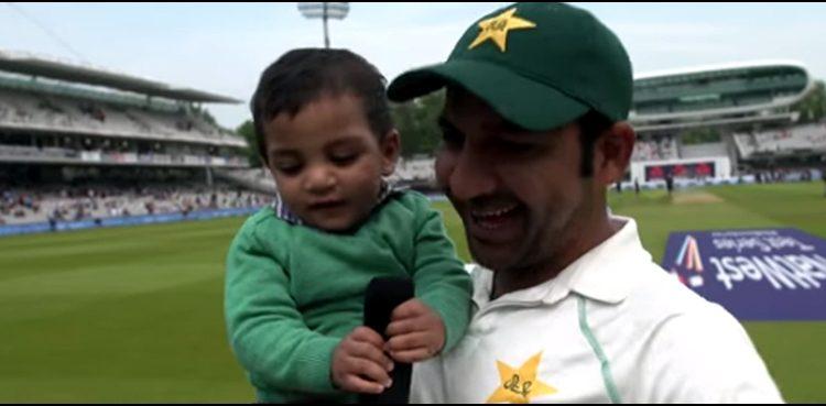 Sarfaraz surprises nation as Pakistan crushes England