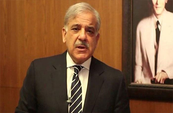 Shehbaz terms Rana Sanaullah's arrest an attempt to divert attention from budget