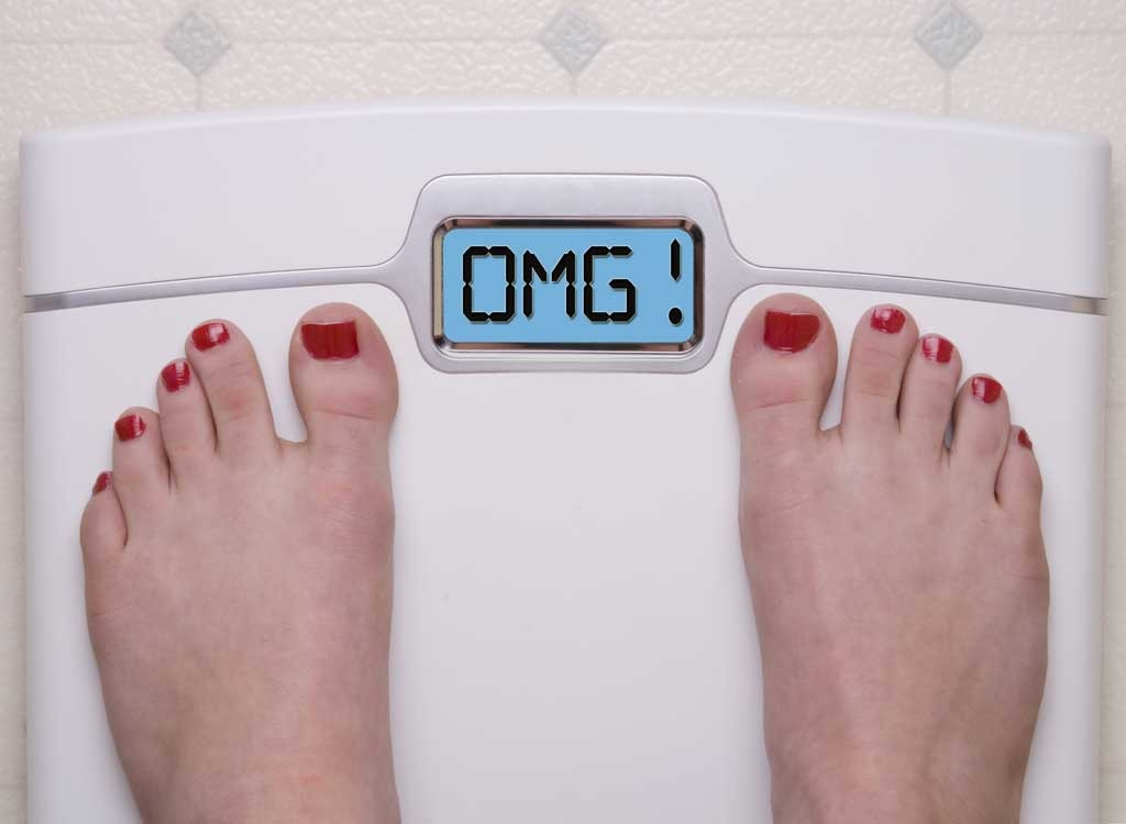 5 things that could be affecting your weight that may surprise you