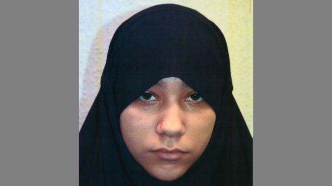 Teenager who planned an attack in London with the first Islamic State cell of women only