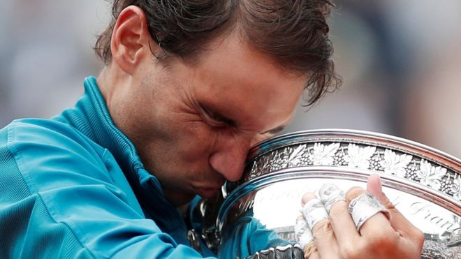 Rafael Nadal wins again Roland Garros and already has 11 titles in the clay tournament in Paris