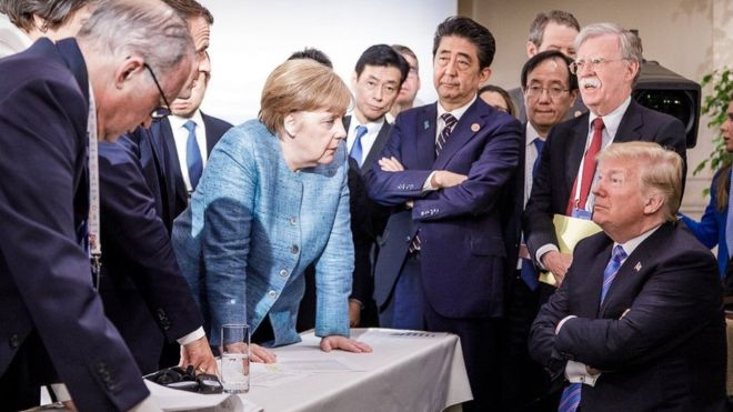 Why Donald Trump's boycott of the G7 can bring the world back to the 19th century