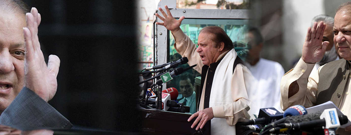 5 Years of PML-N: The good and bad times of Nawaz Sharif