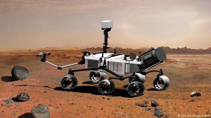 "NASA experts announce ""very exciting discovery"" on Mars"