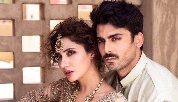 Mahira, Fawad sizzle on cover of Indian magazine