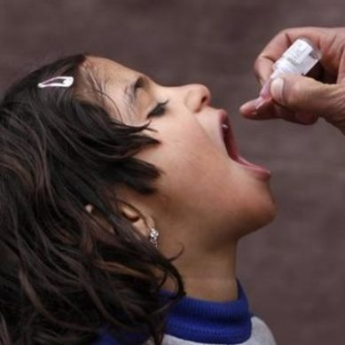 An outbreak of polio confirmed in Papua New Guinea. Afghanistan, Nigeria and Pakistan considered polio-endemic in March