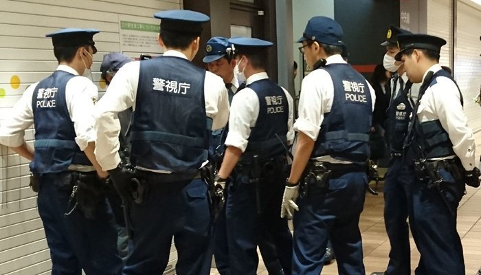 Man stabs police officer in Japan, 2 confirmed dead