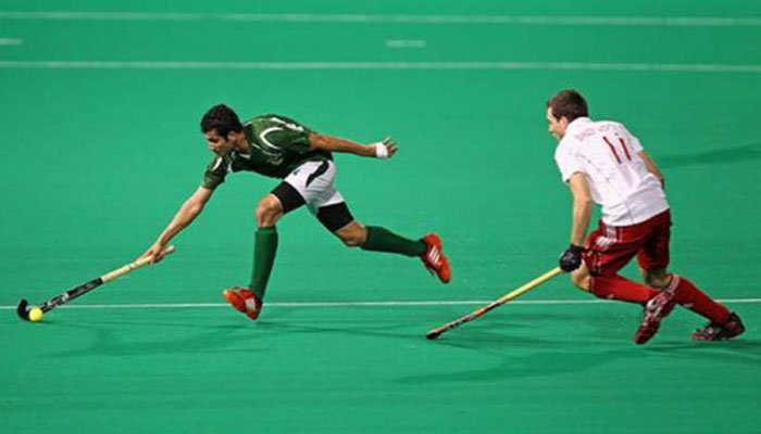 Pakistan outplays Argentina and faces Belgium today in Hockey Champion Trophy