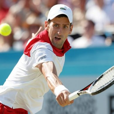 Comeback: Djokovic ready and resolved to win Wimbledon despite Queen's final defeat