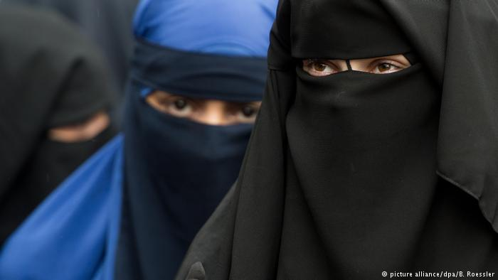 Denmark bans burka and Hijab in public spaces
