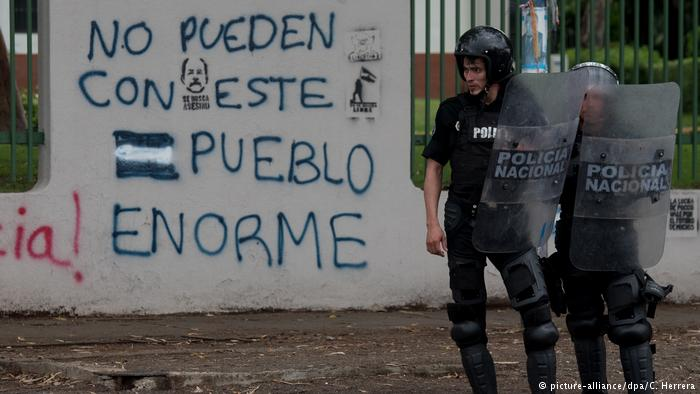 139 victims killed by crisis in Nicaragua