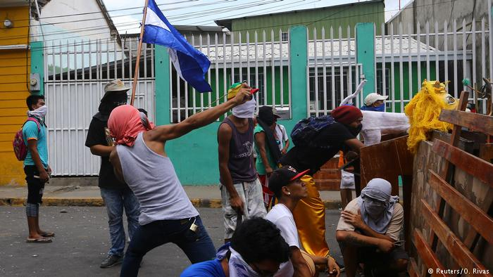 Ten dead, 62 injured and 10 missing in protests in Nicaragua