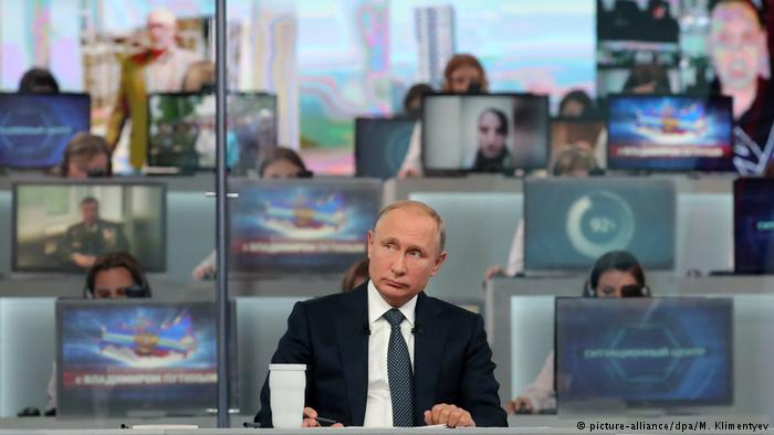 """Putin threatens Ukraine if there are """"provocations"""" during the World Cup"""
