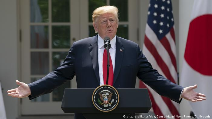 Trump open to peace with North Korea and invite Kim to the US