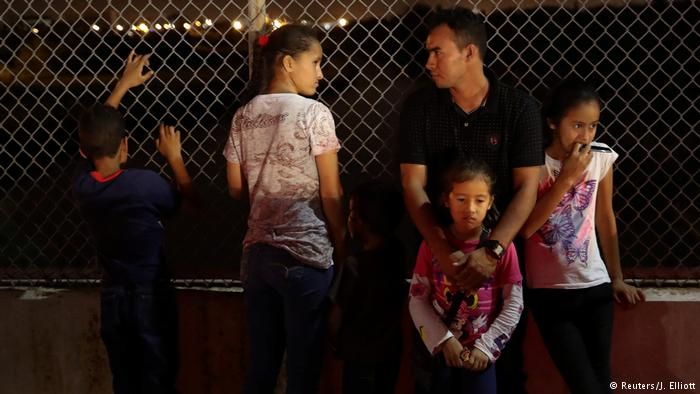 US court orders immigrant children separated from their parents in 30 days