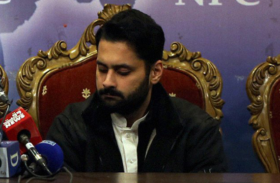 Rights activist Jibran Nasir to contest general elections 2018 from Karachi
