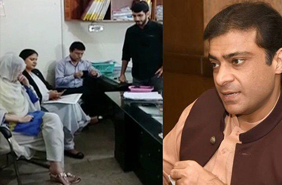 Hamza Shahbaz, Ayesha Ahad to appear before Supreme Court today