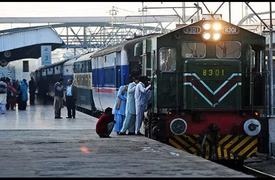 Pakistan Railways announces free travel facility for senior citizens during Eid holidays