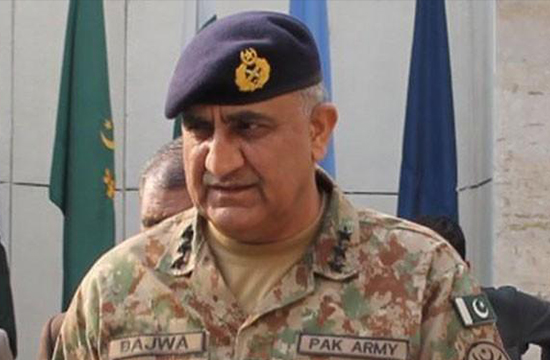 COAS leaves for Kabul to meet President Ashraf Ghani