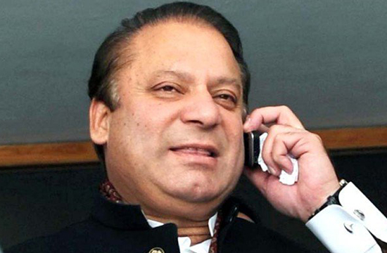 India can't crush Kashmir freedom struggle: Nawaz