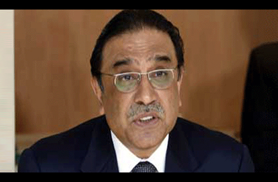 Zardari's nomination papers for NA-213 challenged